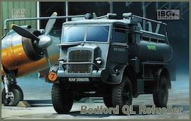 IBG Models 35062 1:35 Bedford QL Refueller