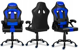 Fotel Gamingowy GRACZA Krzesło TILT HUZARO FORCE