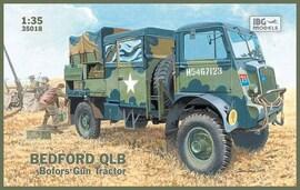 IBG Models 35018 1:35 Bedford QLB 4x4 Bofors gun tractor