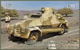 IBG Models 35021 1:35 Marmon-Herrington Mk.I
