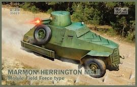 IBG Models 35023 1:35 Marmon-Herrington Mobile Field force type