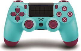PS4 Controller Shock 4th Bluetooth Wireless Gamepad Joystick Remote Berry Blue