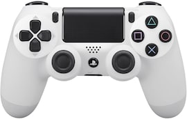 Sony PlayStation PS4 Dualshock 4 Controller, Glacier White White