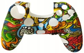 Etui Osłona Nakładka Sylikon Pad PS4 PlayStation 4