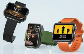 LEMFO LEM4 Pro 2.2 Inch Display 3G Smart Watch Android 5.1 1200mAh Lithium Battery 1GB + 16GB Wifi Take Video Black