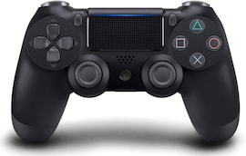 Newest PS4 Controller Dual Shock 4th Bluetooth Wireless Gamepad Joystick Remote Black