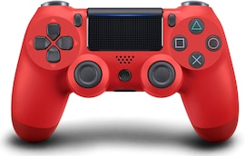 Newest PS4 Controller Dual Shock 4th Bluetooth Wireless Gamepad Joystick Remote Red