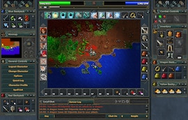 Tibia PACC Premium Time 30 Days Cipsoft Code GLOBAL
