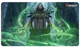 Ultra-Pro Playmat - MtG Core Set 2021 V3 (Llanowar Visonary)