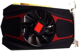HD7670 Graphics Card 4G/128bit DDR5 Game Video Graphics Card 4 GB
