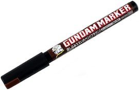Mr. Hobby - Gundam Marker Pour Type - Brown