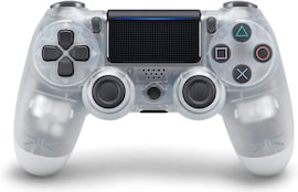 Newest PS4 Controller Dual Shock 4th Bluetooth Wireless Gamepad Joystick Remote Transparent