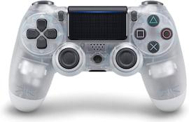 Newest PS4 Controller Dual Shock 4th Bluetooth Wireless Gamepad Joystick Remote Transparent