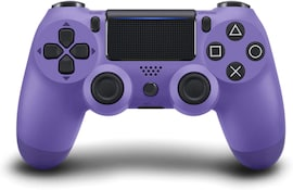 PS4 Controller Shock 4th Bluetooth Wireless Gamepad Joystick Remote Purple
