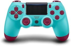 PS4 Controller Shock 4th Bluetooth Wireless Gamepad Joystick Remote Berry Blue