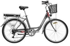 Hecht Prime Shadow Rower Elektryczny Miejski Trekkingowy Rekreacyjny Damski Akumulatorowy