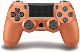 PS4 Playstation 4 Controller Console Control Double Shock 4th Bluetooth Wireless Gamepad Joystick Remote  Bronze