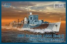 IBG Models 70003 1:700 ORP Krakowiak 1944 Hunt II