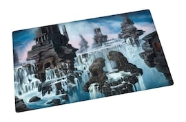 Ultimate Guard Play-Mat Lands Edition II Island 61x35 cm