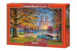 Castor Puzzle 1500 elementów - Central Park