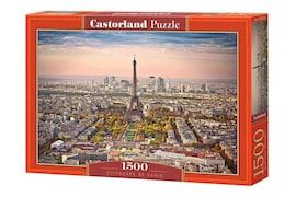 Castor Puzzle 1500 elementów Paryż
