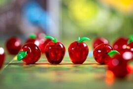 Element do gry - jabłko 1szt.