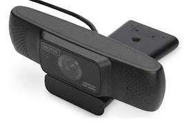 Kamera Internetowa Digitus Full Hd 1080P 30Hz Autofokus Szeroki Kąt Widzenia Usb A 2.0