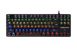 Mars Gaming MK4 MINI B - Mechanical gaming keyboard (6 colors lighting, 8 profiles, 10 light effects)