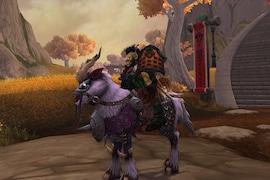 World of Warcraft Swift Windsteed Mount Key Blizzard EUROPE