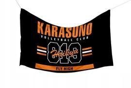 Flaga Haikyuu! - Karasuno Tri-Color