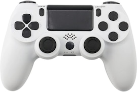 PS4 Controller Double Shock 4th Bluetooth Wireless Gamepad Joystick Remote Sunset White White