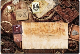 Game Mat for Arkham Horror: The Card Game
