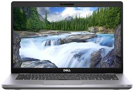 Dell Latitude 5410 14/8Gb/i5-10210U/ssd256Gb/intel Uhd Graphics/w10P/srebrno-Czarny