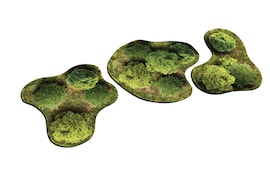 2D terrain - Forest for Warhammer and other miniature games D&D