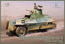 IBG Models 35022 1:35 Marmon-Herrington Mk II Middle East Type