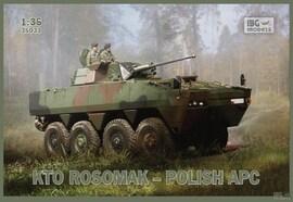 IBG Models 35033 1:35 KTO Rosomak Polish APC