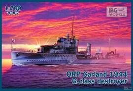 IBG Models 70007 1:700 ORP Garland 1944