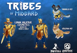Tribes of Midgard - Deluxe Content (PC) - Steam Gift - GLOBAL