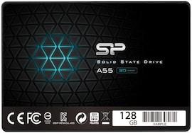 Silicon Power Ace A55 2.5″ 128 Gb Sata Iii (6 Gb/s) 550Mb/s 420Ms/s