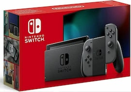 Grey Nintendo Switch Grey 32 GB Standard