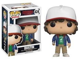 Figurka Dustin z serii Stranger Things - Funko Pop! Vinyl: Telewizja