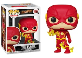 Figurka Flash 3 z serii Flash - Funko Pop! Vinyl: Herosi