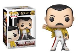 Figurka Freddie Mercury 2 z serii Queen - Funko Pop! Vinyl: Gwiazdy