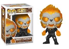 Figurka Ghost Panther z serii Infinity Warps - Funko Pop! Vinyl: Marvel