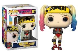 Figurka Harley Quinn 3 z serii Ptaki Nocy - Funko Pop! Vinyl: Herosi