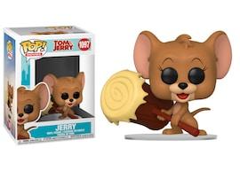 Figurka Jerry 2 z serii Tom i Jerry - Funko Pop! Vinyl: Filmy