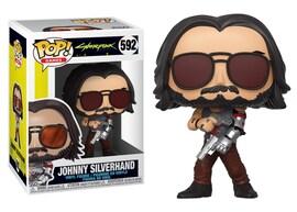 Figurka Johnny Silverhand 2 z serii Cyberpunk 2077 - Funko Pop! Vinyl: Gry