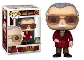 Figurka Stan Lee 2 z serii Ikony - Funko Pop! Vinyl: Marvel