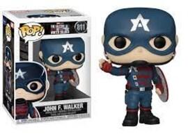 Funko POP 811 Captain America 9 cm The Falcon and the Winter Soldier