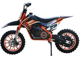 Hecht 54500 Motor Skuter Elektryczny Akumulatorowy Motocross Minicross Motorek Motocykl Zabawka Dla